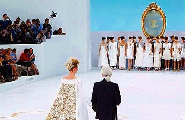 CHANEL Haute Couture Fall Winter 2014
