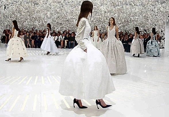 DIOR Haute Couture Fall Winter 2014