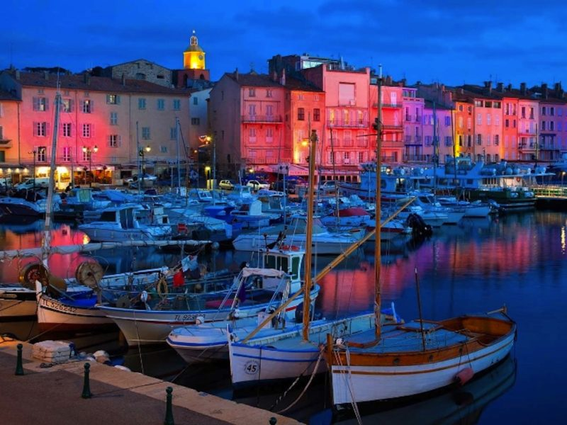 Summer Luxury Destination – SAINT-TROPEZ