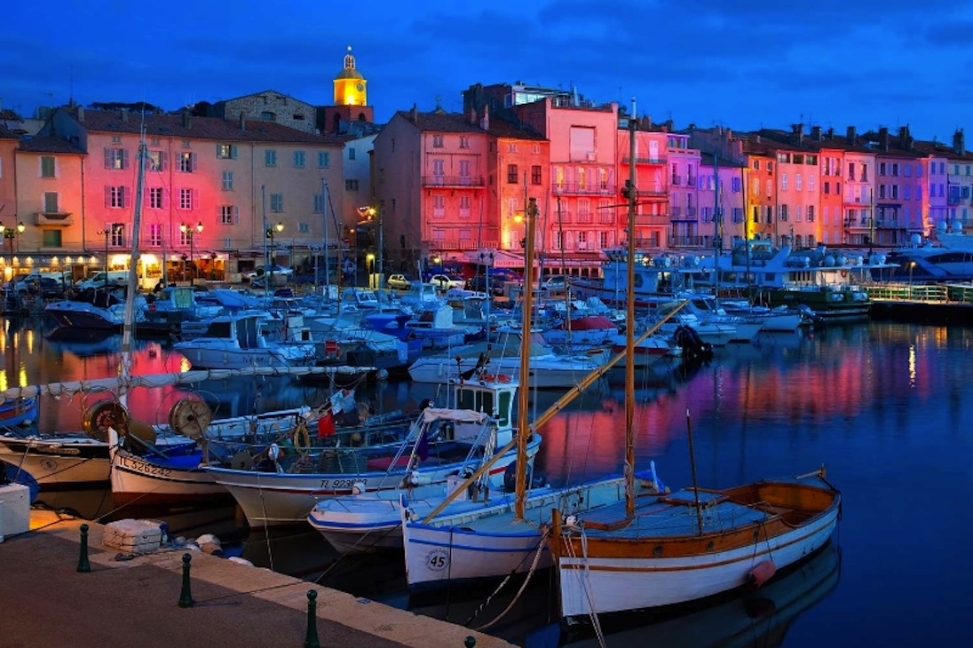 luxury destination saint-tropez