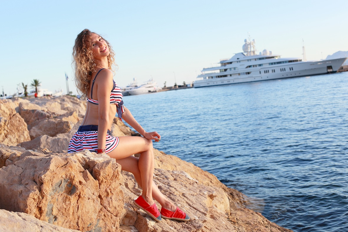 saylorette super glam french pin-up Valentina Nessi in Cannes 08