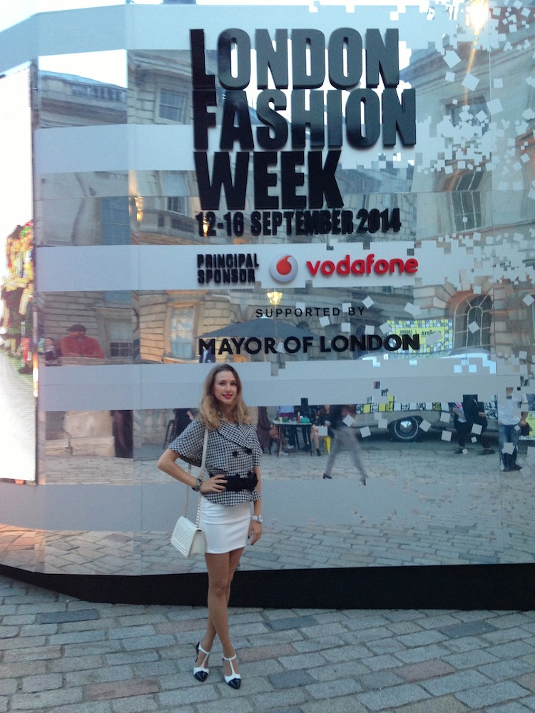 London Fashion Week SS15 38 top fashion blogger