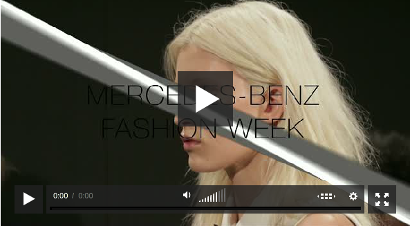 MBFW NY SS15 EXCLUSIVES PLAYLIST