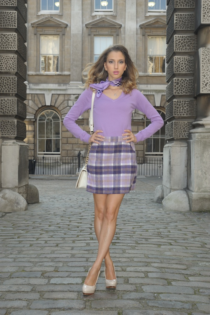 london fashion week SS15 LOOK 02 style icone Valentina Nessi
