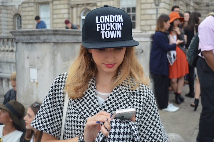 london fashion week SS15 look 03 instagrammer