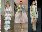 top five runway looks of London Fashion week SS15 x blog cover