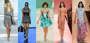 TOP 5 RUNWAY LOOKS DE LA NEW YORK FASHION WEEK