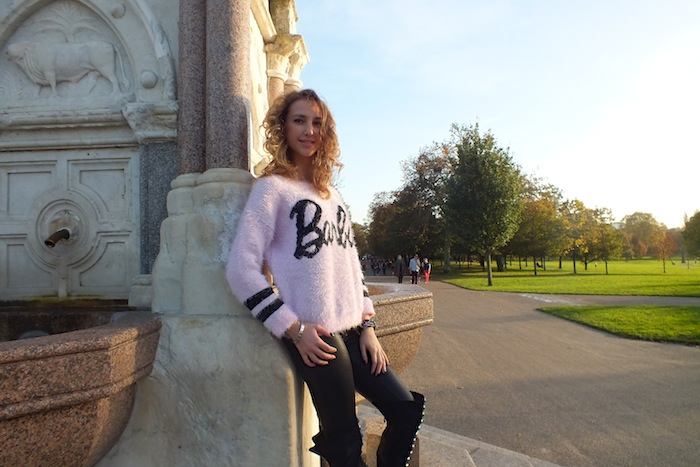 barbie look london street style 15
