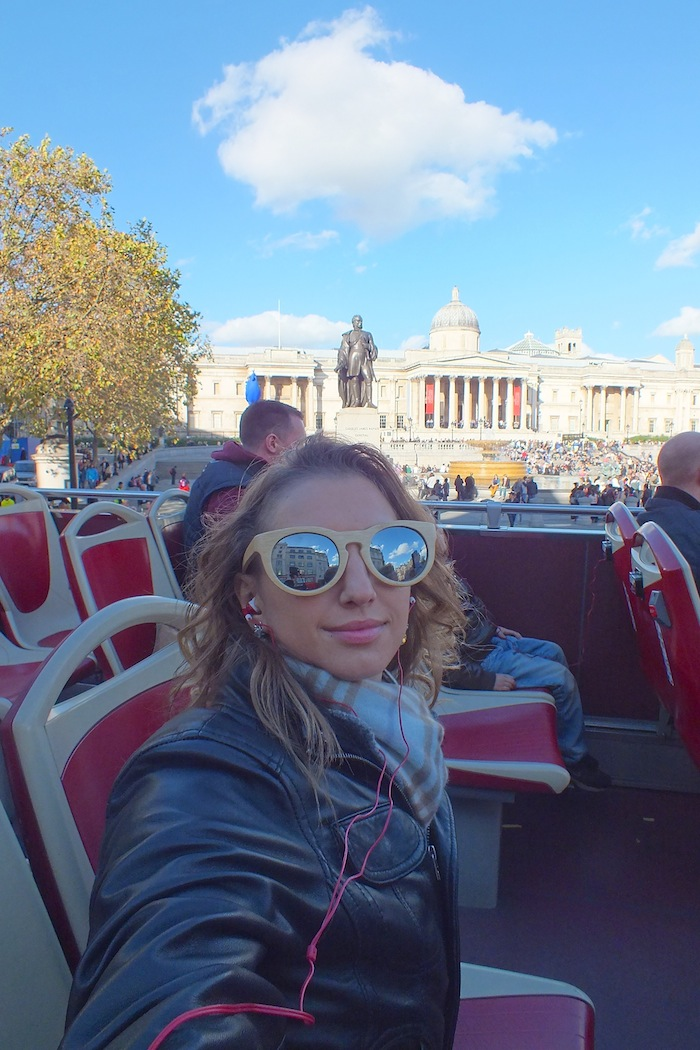 london bus tour 20