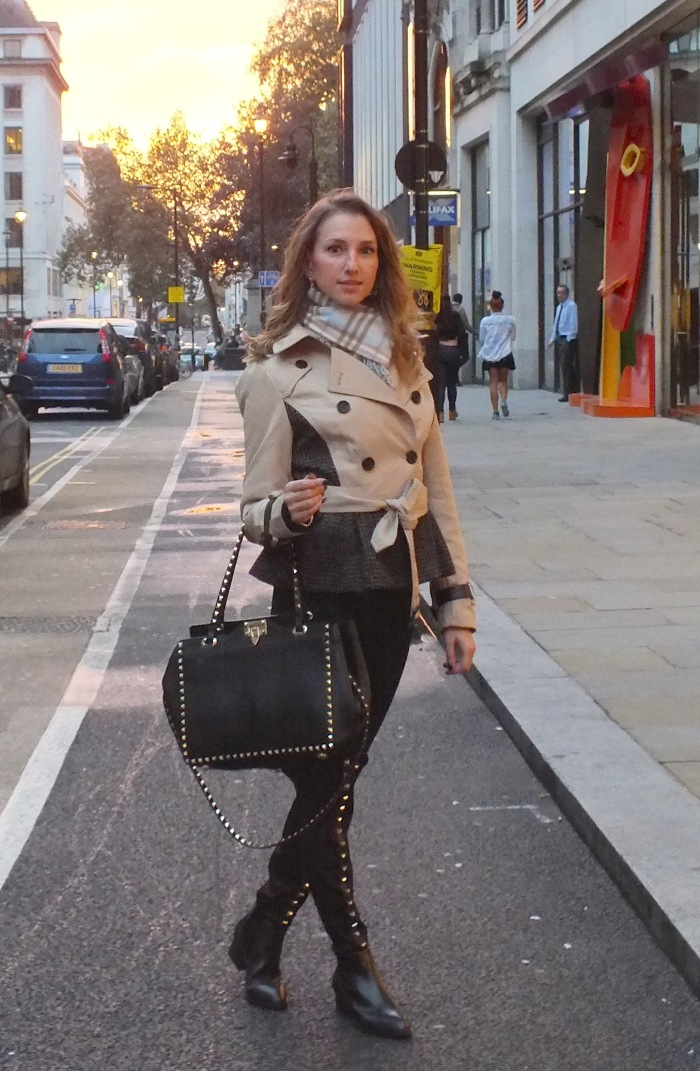 london street style fashion blogger valentina nessi