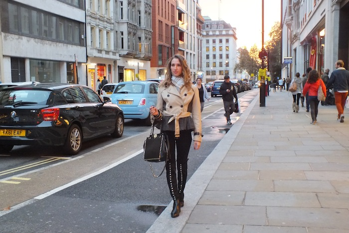 london street style in knightsbridge 17