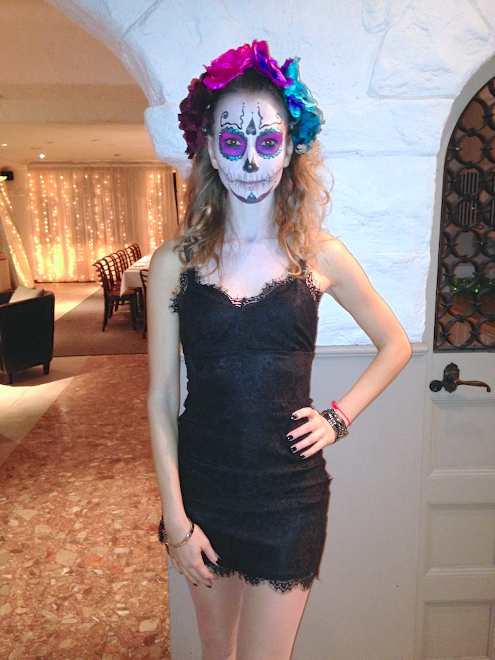 sexy sugar skull halloween costume  sc 1 st  V Fashion World & sexy sugar skull halloween costume - V Fashion World