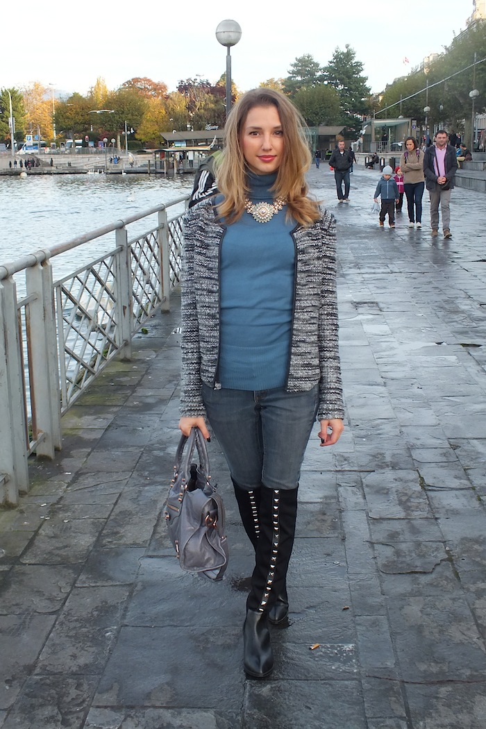 swiss fashion blogger in geneva look amazing 04