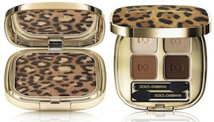 ANIMAL PRINT BEAUTY MAKE UP