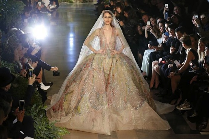 Elie Saab Haute Couture Wedding dress