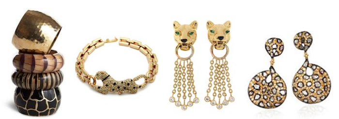animalier trends- jewels - cartier panther