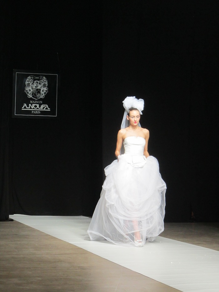 Anoufa couture paris fashion show v fashion world for Maison de haute couture