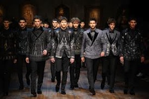 MILANO MENSWEAR FALL WINTER 2015/2016 FASHION SHOW