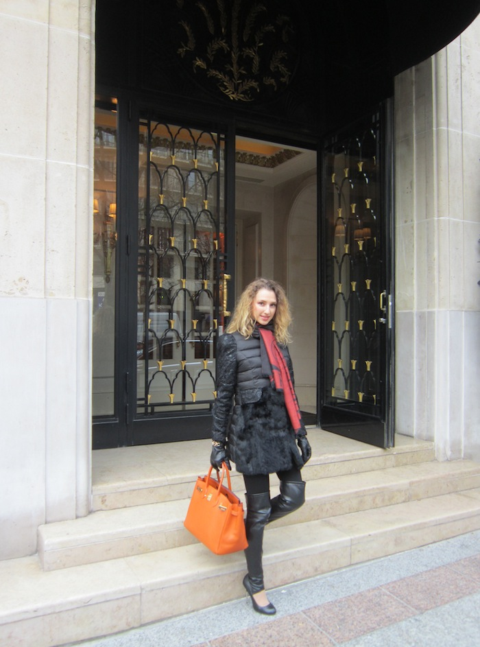 paris fashion blogger hermes birkin bag