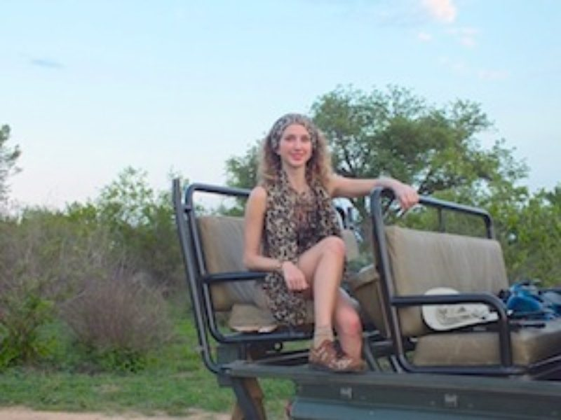 SAFARI AT KRUGER PARK