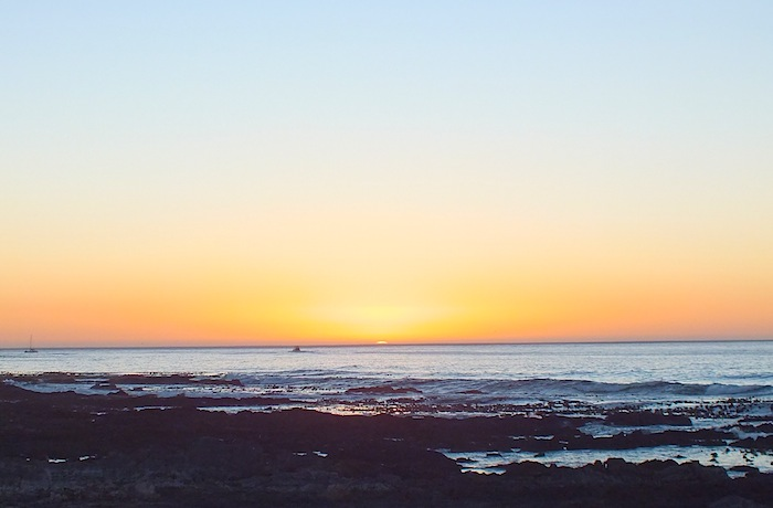 sunset in cape town 05