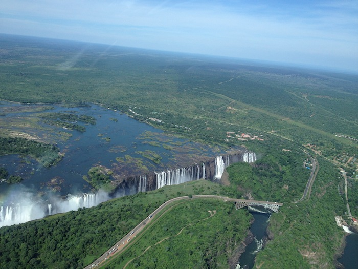 victoria falls from air 12
