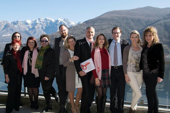CNMS Press Day Swiss Diamonds Hotel - Comitato esecutivo