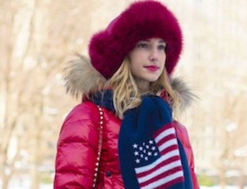 MBFW STREET LOOK 1 – THE RED HAT