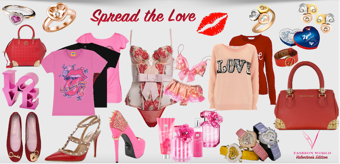 Spread the love - February Fashion Trend Cover VFW Trends 700