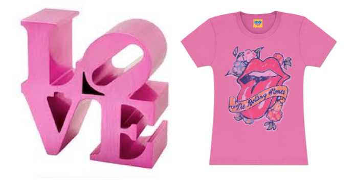 VFW Fashion Trends - San Valentine Edition LOVE t-shirt
