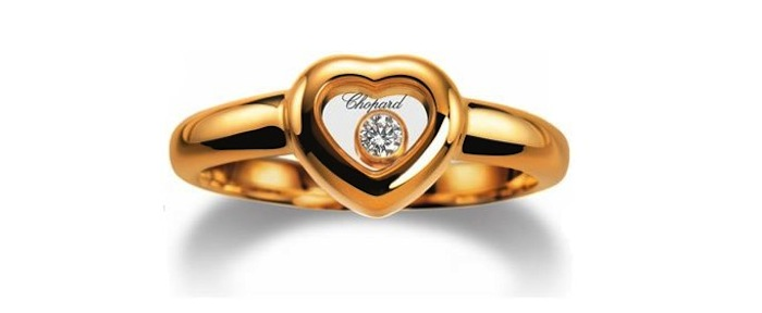 chopard love ring 700