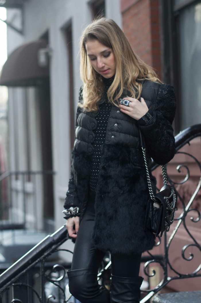 new york fashion blogger look 2 New York Fashion Week 14
