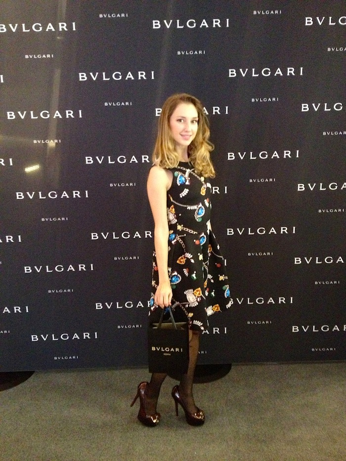Bulgari Event Baselworld 2015