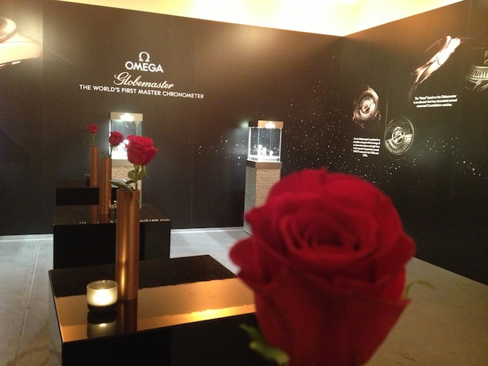 Omega event baselworld