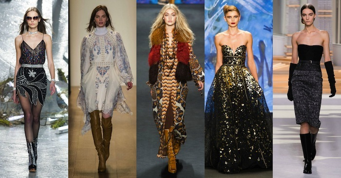 Top five runway looks from New York Fashion Week Fall Winter 2015 x VFW Magazine