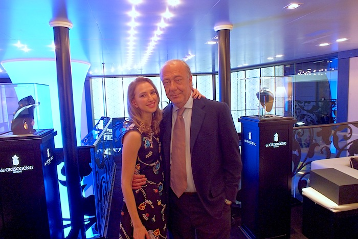 BASELWORLD WITH DE GRISOGONO