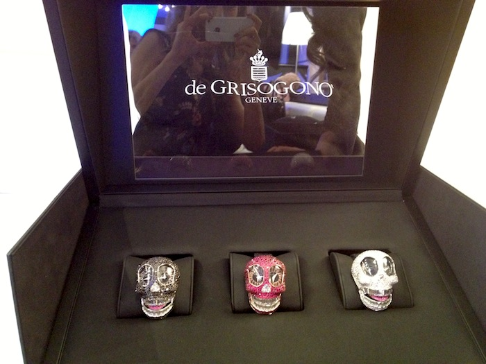 de Grisogono Crazy Skull watch collection