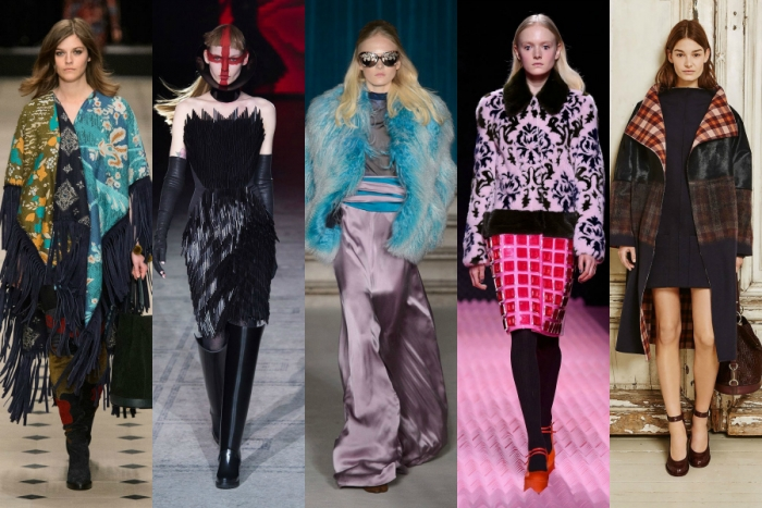 TOP 5 RUNWAY LOOKS DELLA LONDON FASHION WEEK AI15