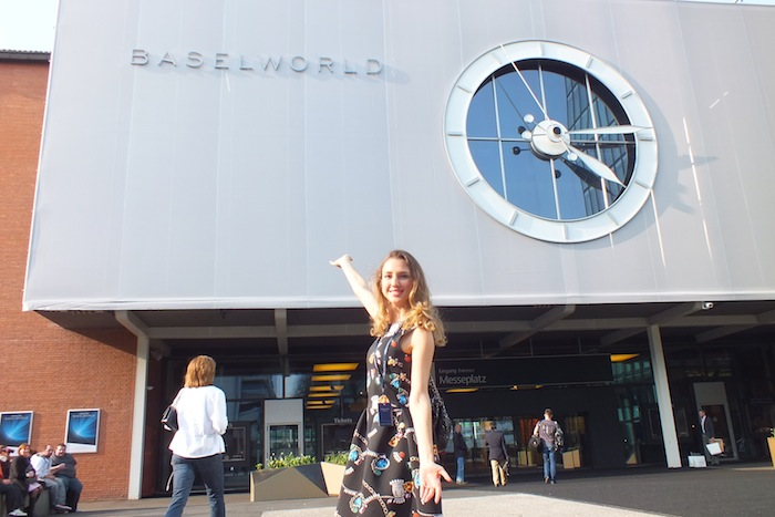 welcome to baselworld