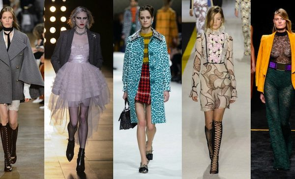 TOP 5 RUNWAY LOOKS DELLA MILANO FASHION WEEK AI15