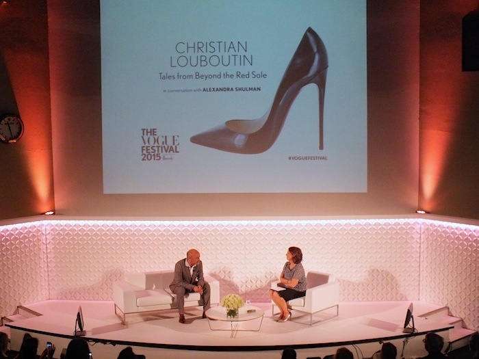 christian louboutin talk tales from beyond the red sole