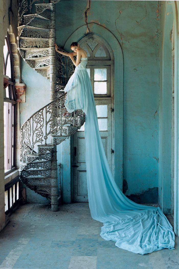Lily Cole by Tim Walker for Vogue Magazine