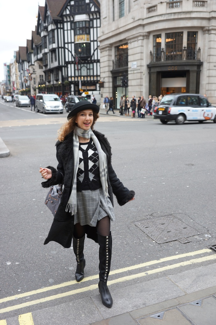 Street Style Di Londra Hanover Square V Fashion World