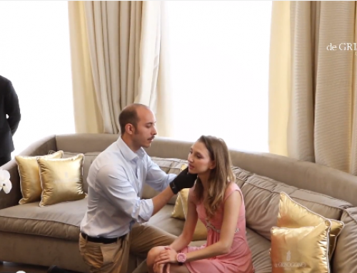 My Video Interview with de GRISOGONO at Cannes Film Festival