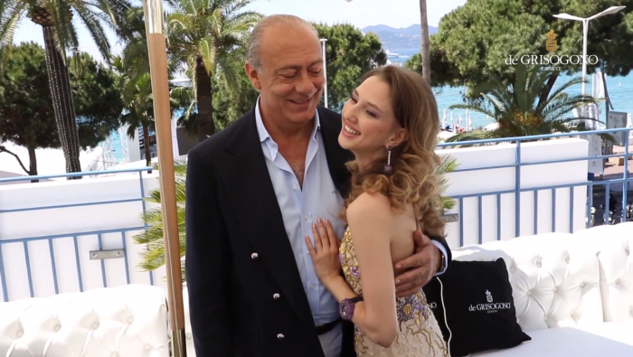 A Day with Fawaz Gruosi in Cannes