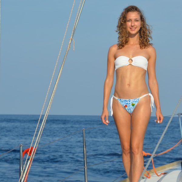 NAUTICAL BIKINI A STROMBOLI