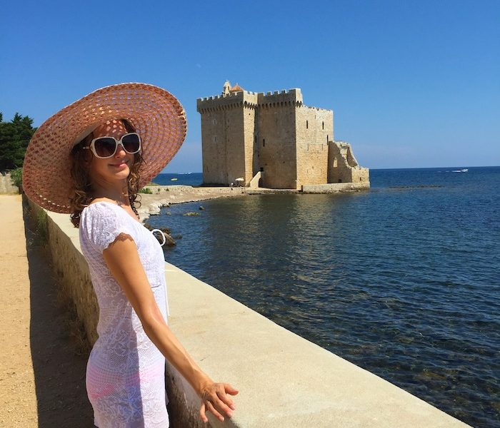 TOUR SUR L'ILE DE SAINT-HONORAT