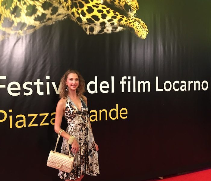 Opening Ceremony of Locarno Film Festival