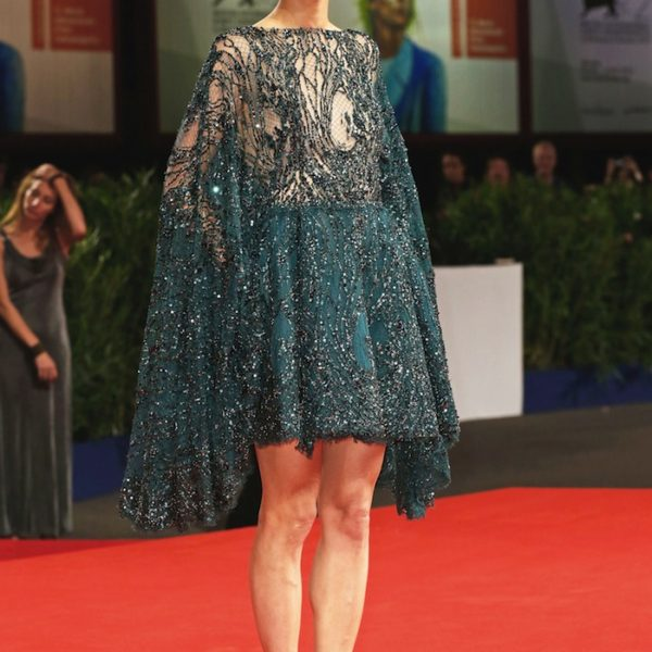 Hilary Rhoda at Venice Film Festival 2015