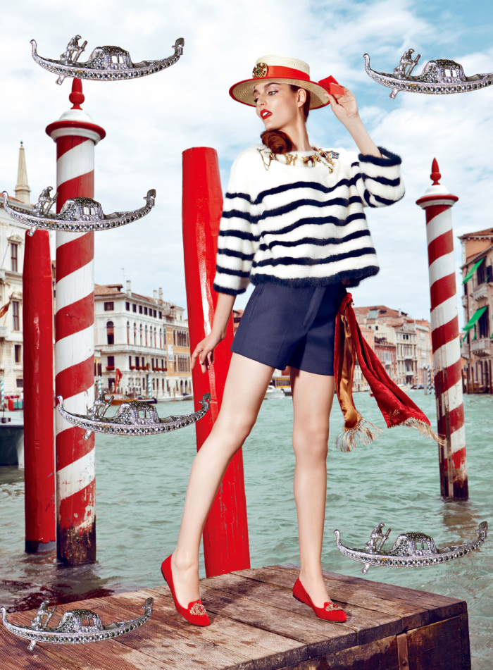 My Fascination with Venice with Zuzanna Bijoch by Pierpaolo Ferrari for Vogue Japan February 2014 (3)